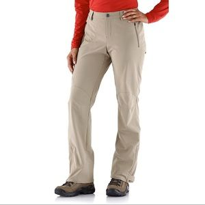 Women's REI Co-op Endeavor Pants - Khaki - Size 6